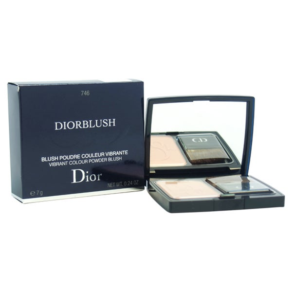 Diorblush Vibrant Colour Powder Blush # 746 Beige Nude