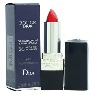Dior Rouge Dior Couture Colour Voluptuous Care # 941 Rouge Cannage Lipstick