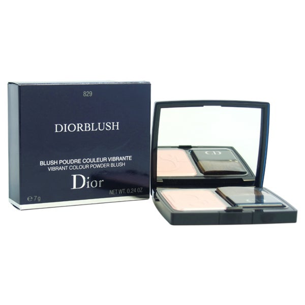 Diorblush Vibrant Colour Powder Blush # 829 Miss Pink