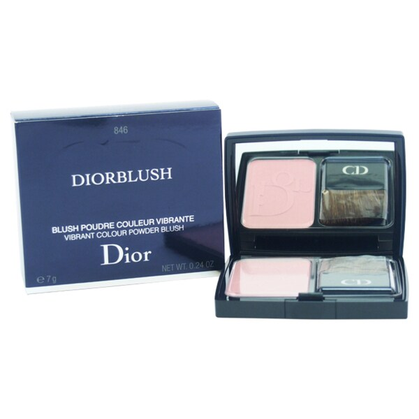 DiorDiorblush Vibrant Colour Powder Blush # 846 Lucky Pink