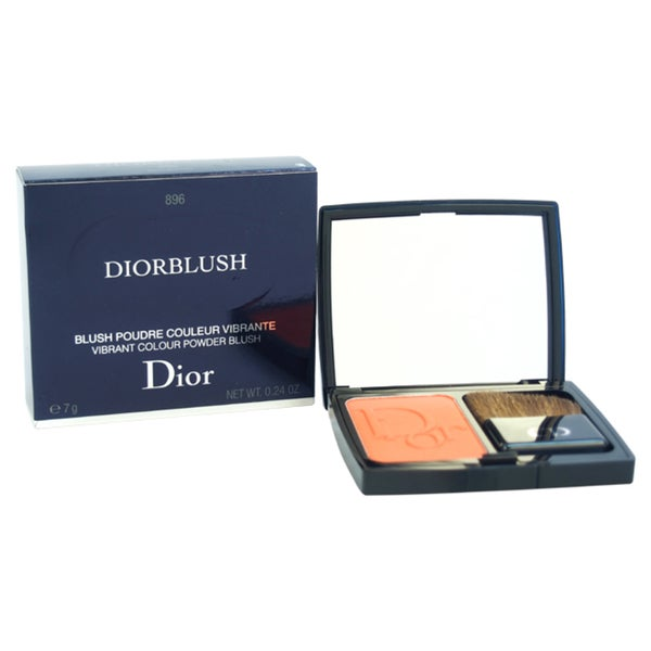 Diorblush Vibrant Colour Powder Blush # 896 Redissimo