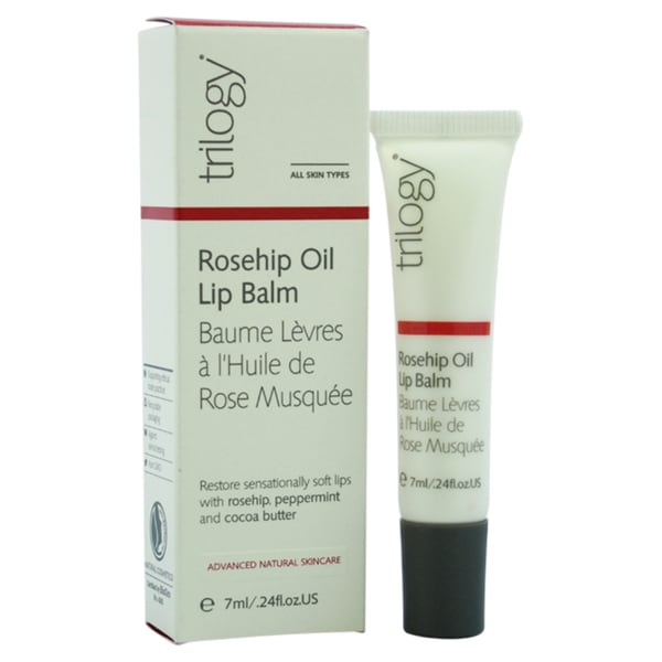 Trilogy Rosehip Oil Lip Balm
