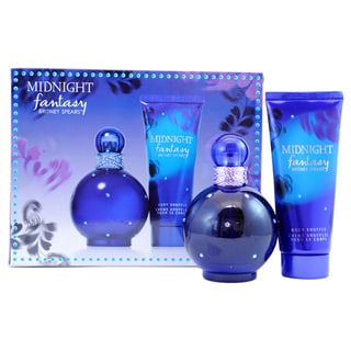 Britney Spears Midnight Fantasy Women's 2-piece Gift Set