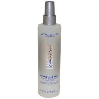 Sebastian Professional Laminates Detangling Milk Leave In 8.5-ounce Conditioner