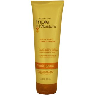 Neutrogena Triple Moisture Daily Deep 8.5-ounce Conditioner