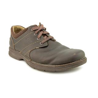 Clarks Men's 'Senner Place' Leather Casual Shoes (Size 10.5 )