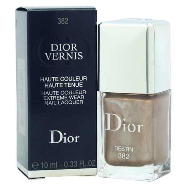 Dior Vernis Extreme Wear # 382 Destin Nail Polish