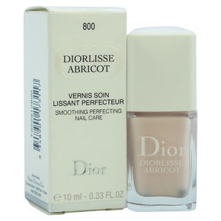 Dior Diorlisse Abricot Smoothing Perfecting # 800 Snow Pink Nail Polish