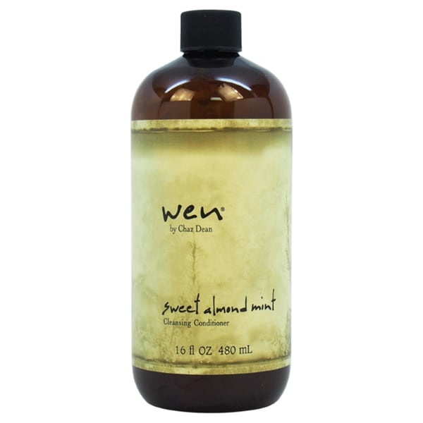 Wen Sweet Almond Mint Cleansing 16-ounce Conditioner ...