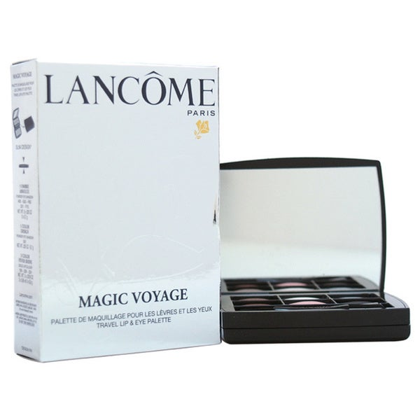 Lancome Magic Voyage Travel Lip & Eye Palette