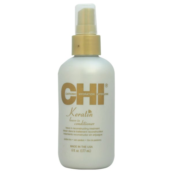 CHI Keratin Leave-In 6-ounce Conditioner