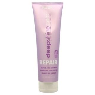 Rusk Deepshine Color Repair Sulfate-Free 8.5-ounce Shampoo