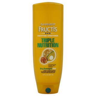 Garnier Fructis Fortifying Triple Nutrition Cream 13-ounce Cream