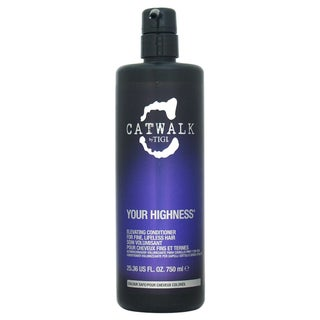 TIGI Catwalk Your Highness Elevating 25.36-ounce Conditioner