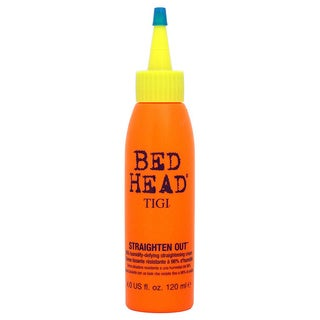 TIGI Bed Head Straighten Out 98-percent Humidity-Defying Straightening 4-ounce Cream