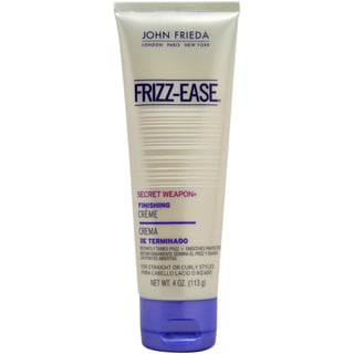 John Frieda Frizz Ease Secret Weapon Flawless Finishing 4-ounce Creme