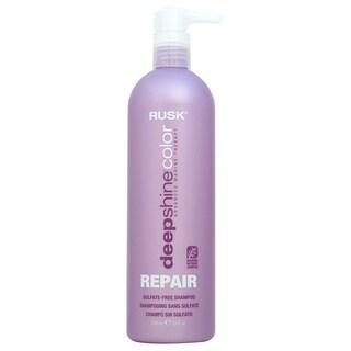 Rusk Deepshine Color Repair Sulfate-Free 25-ounce Shampoo