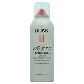 Rusk W8less Medium Hold 5.3-ounce Spray Gel