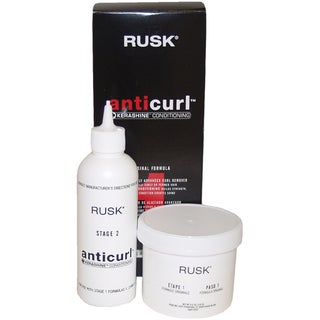 Rusk Anti Curl Kerashine Conditioning Original Formula Stage 1
