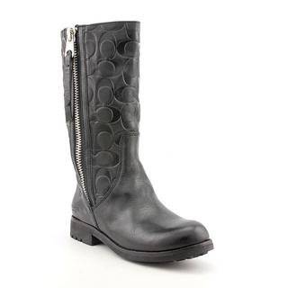 Coach Women's 'Valentine' Leather Boots