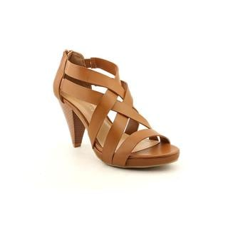 CL By Laundry Women's 'Wild Party' Faux Leather Sandals (Size 10 )