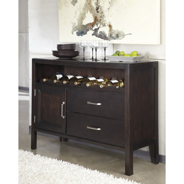 signature design by ashley trishelle dining room server 16237300