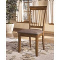 Signature Design by Ashley 'Berringer' Hickory Stained Dining Chairs (Set of 2)