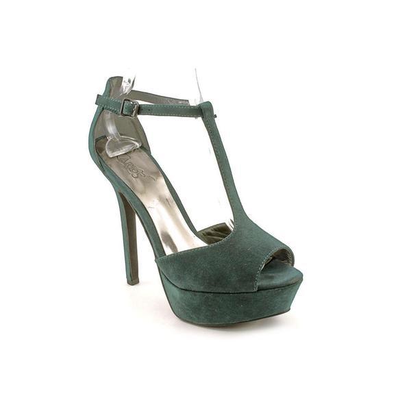Carlos Santana Women's 'Sardinia' Regular Suede Sandals (Size 6.5 )