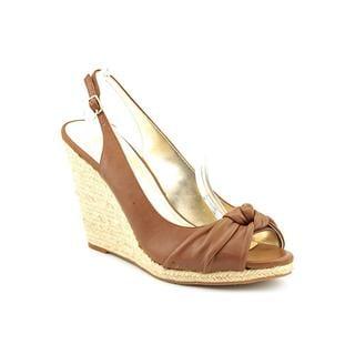 Enzo Angiolini Women's 'Inigo' Leather Dress Shoes (Size 9 )