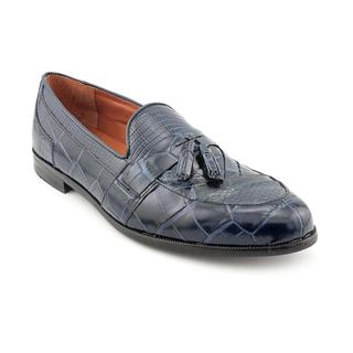 Stacy Adams Men's 'Sabola' Animal Print Dress Shoes (Size 8.5 )