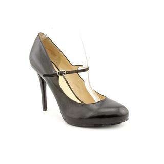 Nine West Women's 'Ms Kno It All' Leather Dress Shoes