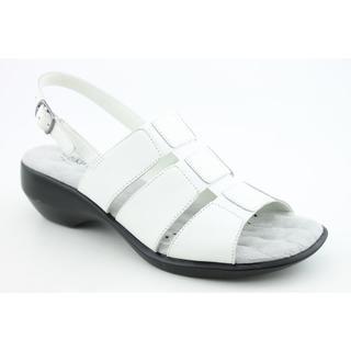 Walking Cradles Women's 'Laura' Leather Sandals - Narrow (Size 8.5 )