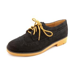 Lauren Ralph Lauren Boy (Youth) 'Imogen' Regular Suede Casual Shoes