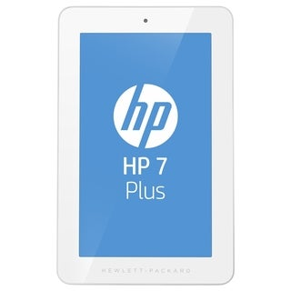 "HP 7 Plus 1301 8 GB Tablet - 7"" - In-plane Switching (IPS) Technology"