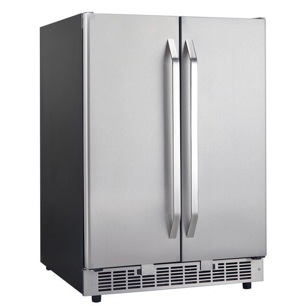 Silhouette Select French Door Party Center with Ice Maker