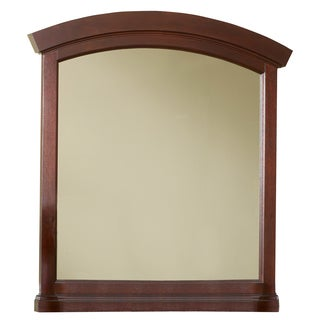 Paris Arched Cherry Mirror