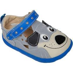 Boys' Zooligans Sparky the Puppy Vapor Blue/Placid Blue