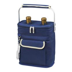 Picnic at Ascot Insulated Two Bottle Carrier Aegean