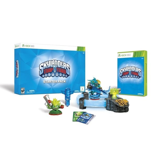 Xbox 360 - Skylanders Trap Team Starter Pack 12949560