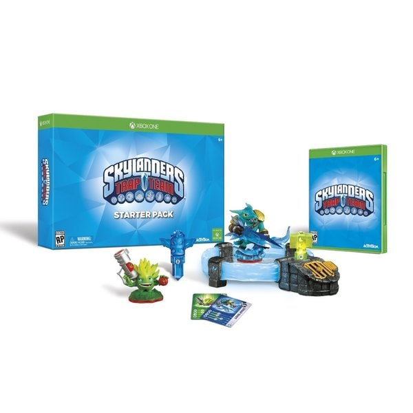 Xbox One - Skylanders Trap Team Starter Pack 12949561