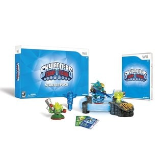 Wii - Skylanders Trap Team Starter Pack