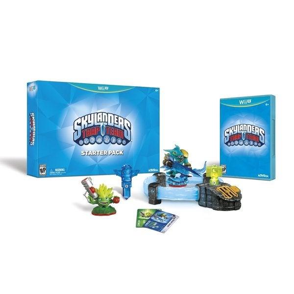 Wii U - Skylanders Trap Team Starter Pack 12949563