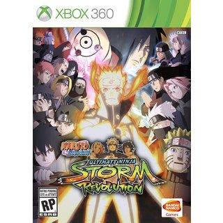 Xbox 360 - Naruto Shippuden: Ultimate Ninja Storm Revolution (Day 1)