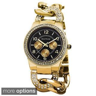 Marcel Drucker Women's Alloy Chronograph Watch