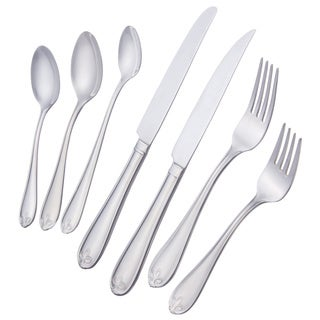 Reed and Barton Ribboncrest 107-piece Flatware Set