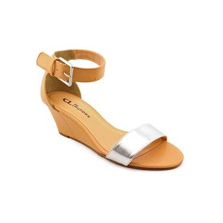 CL By Laundry Women's 'Truth' Faux Leather Sandals