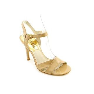 Michael Kors Women's 'Elisa Sandal' Patent Leather Sandals (Size 9.5 )