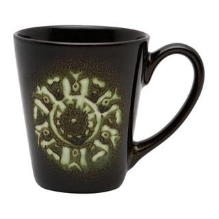 Red Vanilla Organic Mystery 12-ounce Mug (Set of 4)