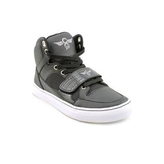 Creative Recreation Boy (Youth) 'Cota' Leather Athletic Shoe