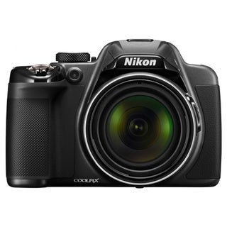 Nikon COOLPIX P530 16.1MP Black Digital Camera